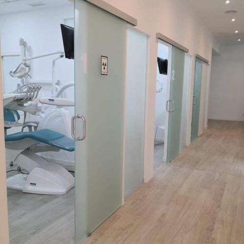 Clínica Amistat instalaciones